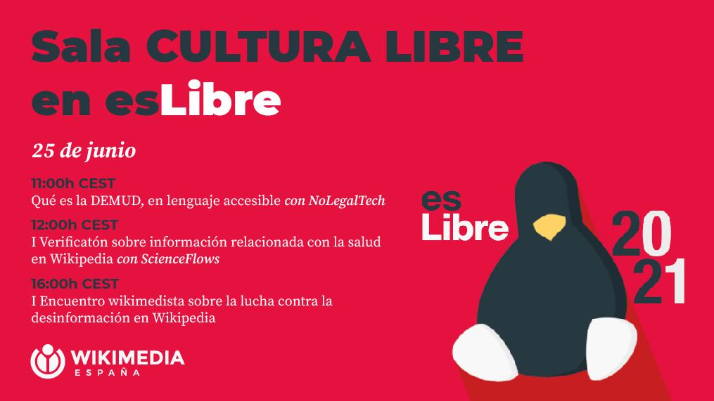 Cultura Libre en esLibre @ BBB de esLibre
